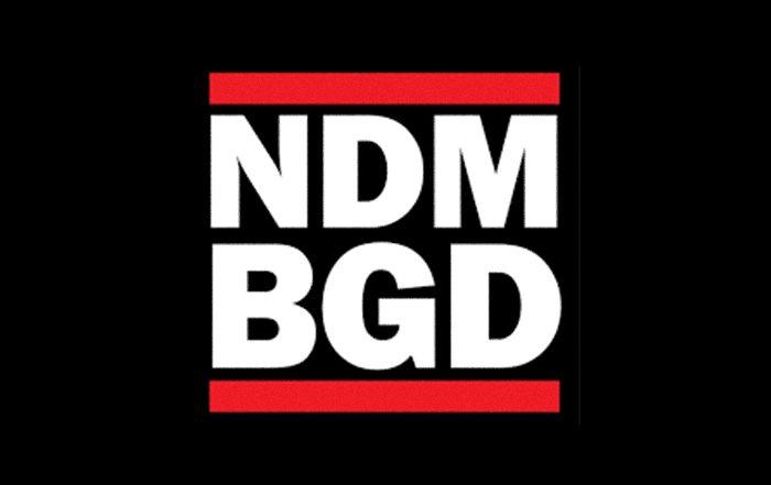 Ne davimo Beograd logo