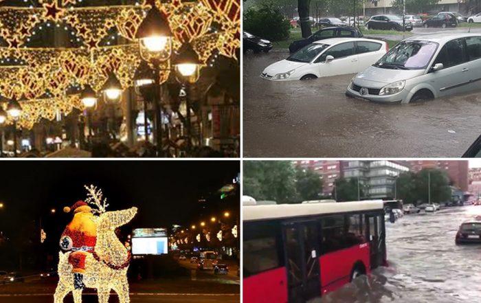 Kiša u Beogradu 2019