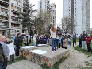 Građani Zemuna na duplom gubitku gube park, a ne dobijaju rešenje za parking (1)